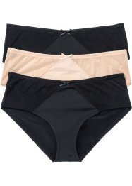 Mikrofaser-Panty (3er-Pack), bpc bonprix collection