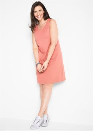 Basic Baumwollkleid Single-Jersey heavy, bpc bonprix collection