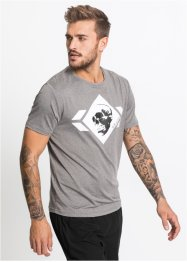 Funktions-T-Shirt Slim Fit, RAINBOW