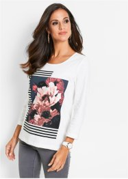 T-Shirt mit Blumen, bpc selection