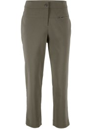 Hoch geschnittene 7/8-Bengalin-Stretchhose, bpc bonprix collection