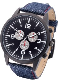 Herren Metalluhr, bpc bonprix collection