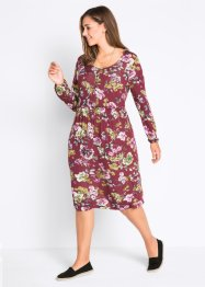 Kleid mit Blumenprint, bpc bonprix collection