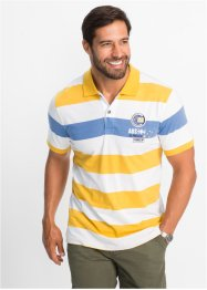 Streifen-Poloshirt Regular Fit, bpc selection