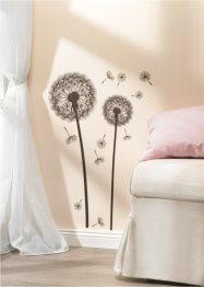 Wandtattoo Pusteblume, bpc living bonprix collection