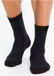 Socken in Ringeloptik (5er-Pack), bpc bonprix collection
