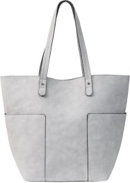 Shopper mit Seitentaschen, bpc bonprix collection