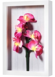 "LED Wandbild ""Orchidee"", bpc living"