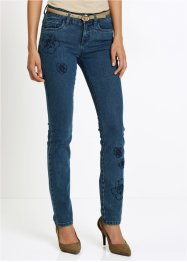 Premium Jeans mit Stickerei, bpc selection premium