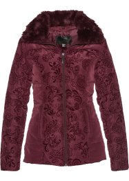 Steppjacke mit Samtdruck, bpc selection