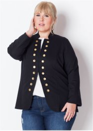 Langarm-Sweatblazer – designt von Maite Kelly, bpc bonprix collection