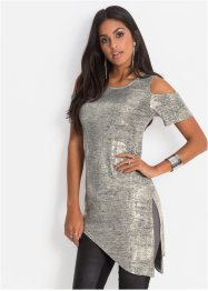 Shirt mit Metallic, BODYFLIRT