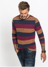 Langarmshirt Slim Fit, RAINBOW
