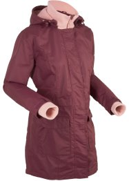 Leicht wattierte Funktions-Outdoorjacke mit Fleece-Futter, bpc bonprix collection