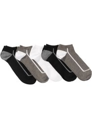 Sneakersocken (5er-Pack), bpc bonprix collection