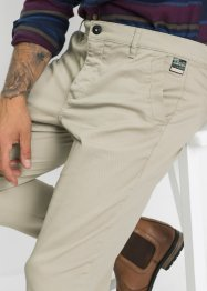 Stretch-Hose Regular Fit Tapered, RAINBOW