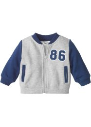 Baby Baseballjacke Bio-Baumwolle, bpc bonprix collection