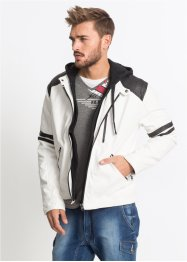 Lederimitat-Jacke Regular Fit, RAINBOW