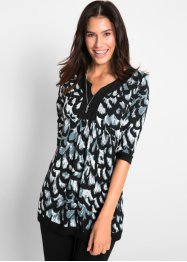 3/4-Arm-Shirt-Tunika, bpc bonprix collection