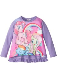 """MY LITTLE PONY"" Longshirt mit Rüsche, My little Pony"