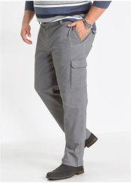 Thermo-Cargohose Regular Fit Straight, bpc bonprix collection