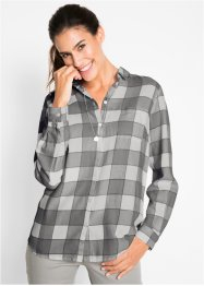 Flanellbluse, bpc bonprix collection