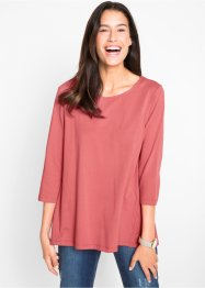 3/4-Arm-Shirt in A-Linie – designt von Maite Kelly, bpc bonprix collection