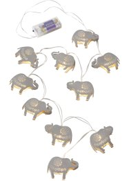 "LED-Lichterkette ""Elefant"", bpc living"