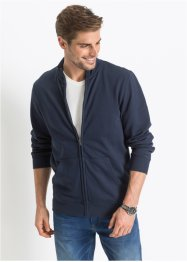 Sweatjacke, Regular Fit, bpc bonprix collection