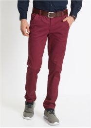 Chino-Stretchhose, Slim Fit Straight, bpc bonprix collection