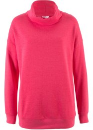Oversize-Sweatshirt mit Rollkragen, bpc bonprix collection