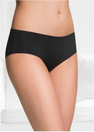 Microfaser Lasercut Panty (3er-Pack), bpc bonprix collection