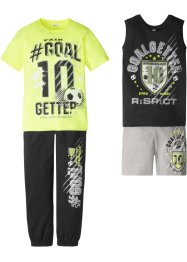 Sport Set (4-tlg.), bpc bonprix collection