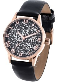 Uhr Glitzer, bpc bonprix collection