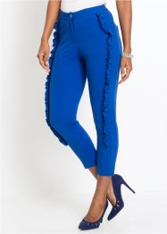 Hose mit Volants, BODYFLIRT boutique