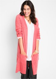 Long-Strickjacke, bpc bonprix collection