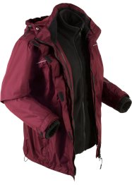 Funktionale 3-in-1-Outdoorjacke, bpc bonprix collection