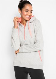 Langarm-Sweat-Hoodie, bpc bonprix collection