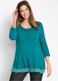 Umstandsshirt mit 3/4-Arm, bpc bonprix collection