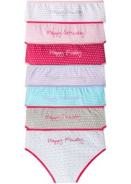 Panty (7er-Pack), bpc bonprix collection
