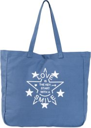 Shopper aus Canvas, bpc bonprix collection