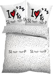 "Bettwäsche ""Sleep"", bpc living bonprix collection"