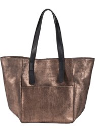 Ledershopper Metallic, bpc bonprix collection
