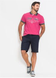 Poloshirt aufwendig verziert, bpc bonprix collection