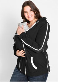 Umstands-Shirtjacke mit Baby-Einstaz, bpc bonprix collection