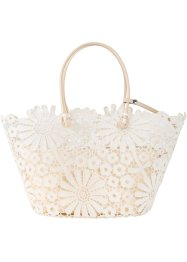 Shopper mit floralen Dessin, bpc bonprix collection
