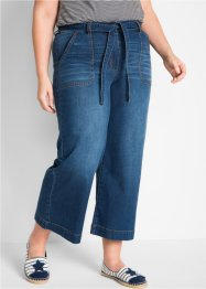 7/8-Jeans mit weitem Bein, bpc bonprix collection