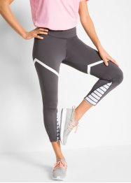 Trainings-Leggings in 3/4-Länge Level 1, bpc bonprix collection