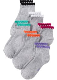 Damen Kurzsocken (6er-Pack), bpc bonprix collection