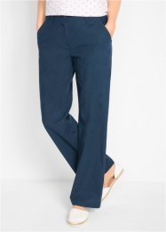 Leinen-Hose, Loose Fit, bpc bonprix collection